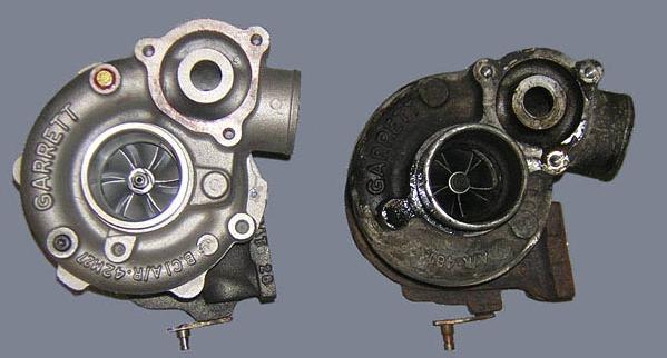 turbosprężarki serwis warszawa