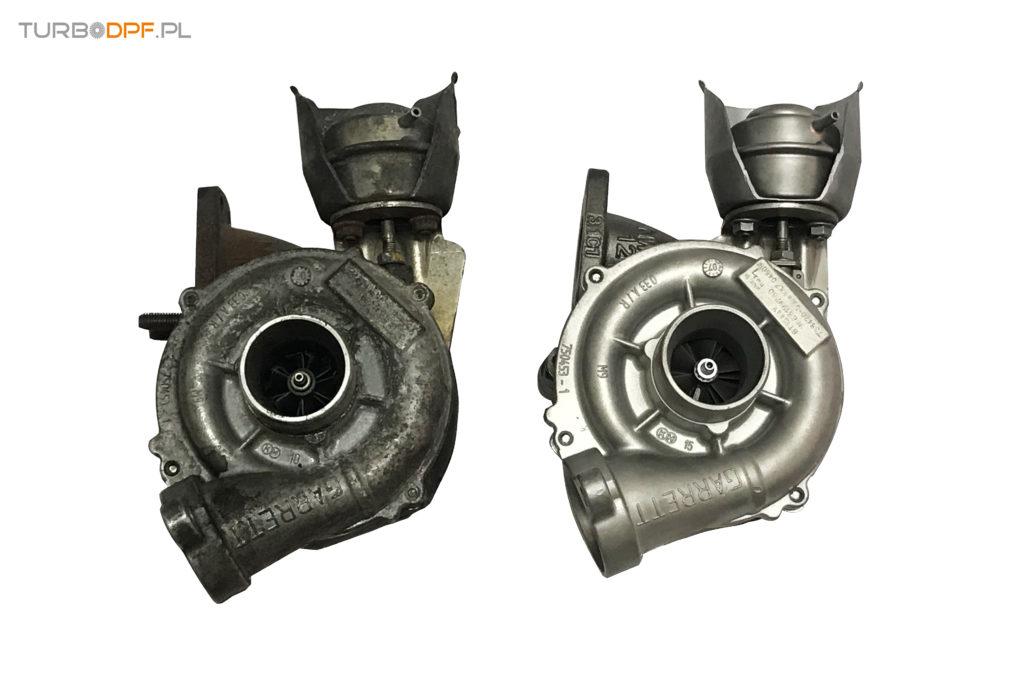 naprawa turbosprężarek warszawa